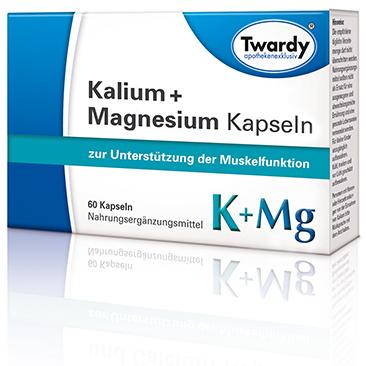 Kalium+Magnesium Kapseln_60